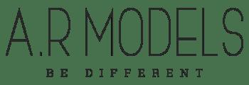 A.R Models Logo